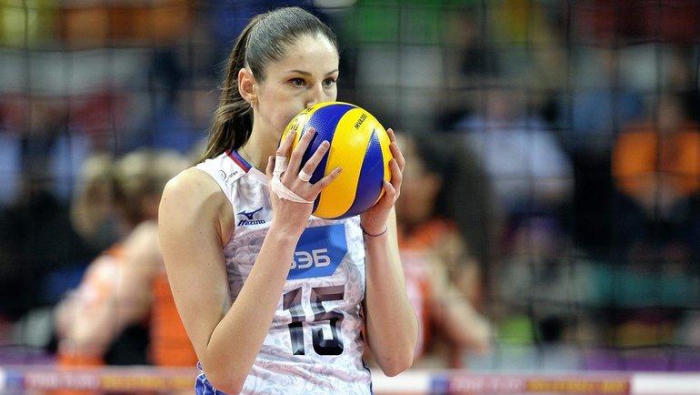 Татьяна Кошелева. Фото cev.lu.