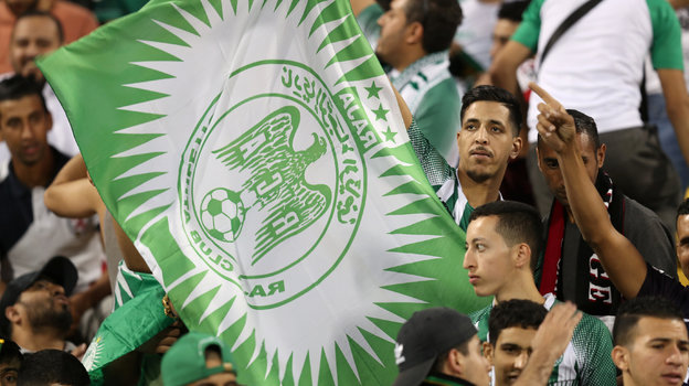«Раджа Касабланка» (Марокко). Фото Reuters