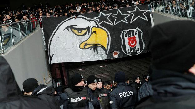 «Бешикташ» (Турция). Фото Reuters