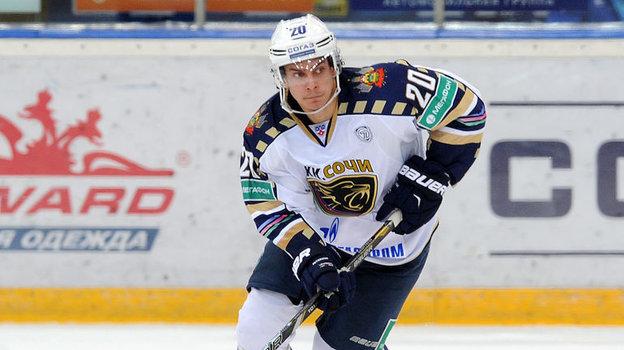 Андре Петерссон. Фото Алексей Иванов, «СЭ»