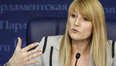 «Если есть цель экономически ослабить страну, надо оставить унее Олимпиаду». Журова— оКитае исанкциях