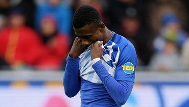 Немецкая футбольная лига осудила поведение Калу, проигнорировавшего меры предосторожности