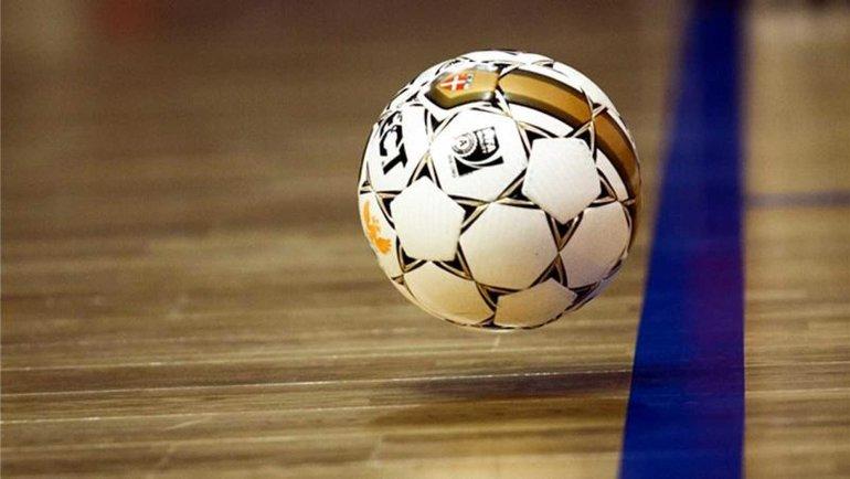 Мини-футбол.