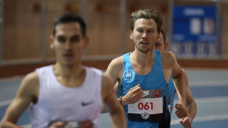 Искандер Ядгаров (справа). Фото instagram.com