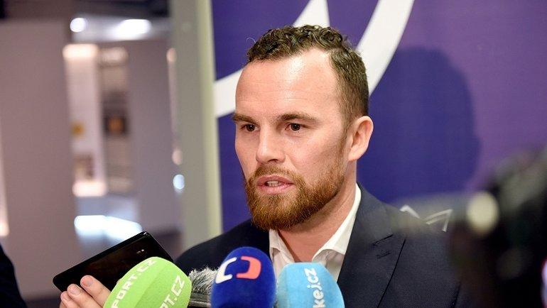 Филип Пешан. Фото hokej.cz.