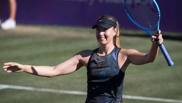 Шарапова рассказала, как она выиграла матч, перед которым спала три часа