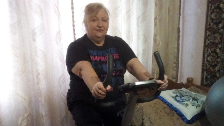 Татьяна Кулешова.