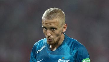 Агент Смольникова отреагировал наслухи отребовании к «Зениту» выплатить ему 1 миллион евро
