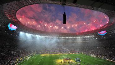 «Лужники» претендуют название лучшего стадиона мира поверсии Marca