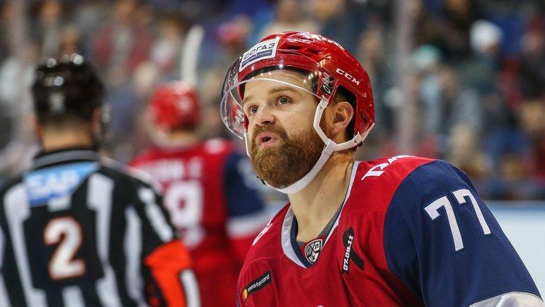 Стефан ДаКоста перешел из «Локомотива» в «АкБарс». Фото ХК «Локомотив»