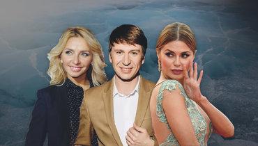 «Саша всегда будет стоять поперек горла». ВРоссии поддержали Рудковскую иПлющенко после скандала вокруг сына
