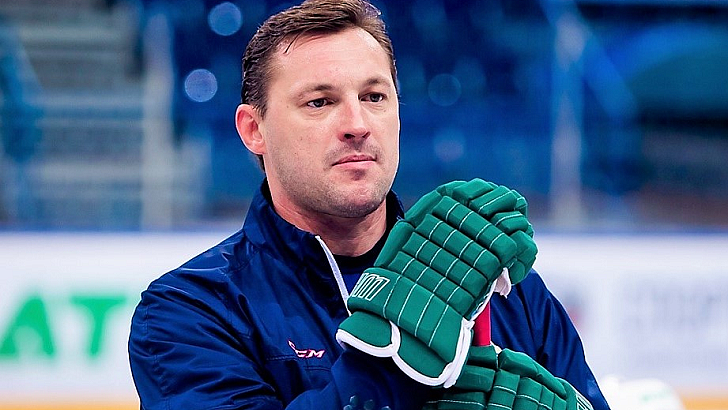 Андрей Зюзин назначен спортивным директором «Сочи». Хоккей - КХЛ ...