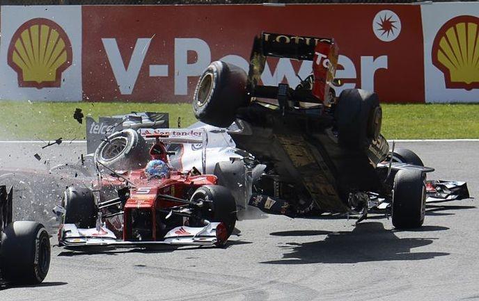 «Формула-1» несет финансовые потери. Фото Reuters