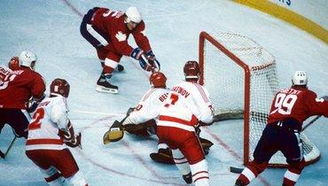 «Русские были вэйфории». Канадский журналист вспомнил подробности величайшего финала 1987 года
