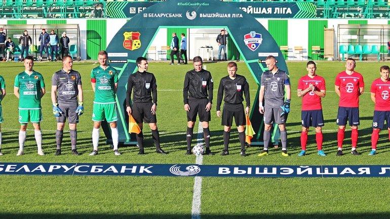 «Через месяц мызабудем про коронавирус». Апро белорусский футбол?