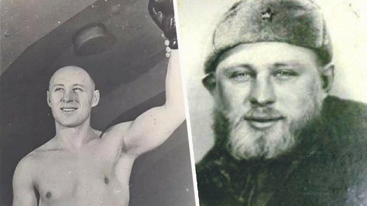 Король советского бокса. Спас командира ихотел биться свеликим Джо Луисом