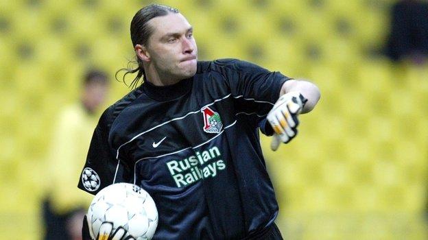 Сергей Овчинников. Фото Алексей Иванов