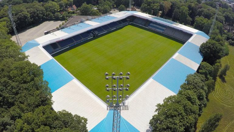 Стадион «ДеГрафсхапа». Фото ФК «Граафсхап»