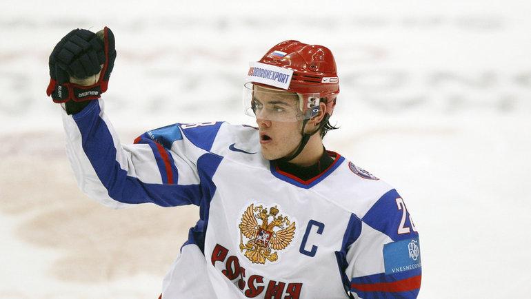Никита Филатов. Фото Reuters