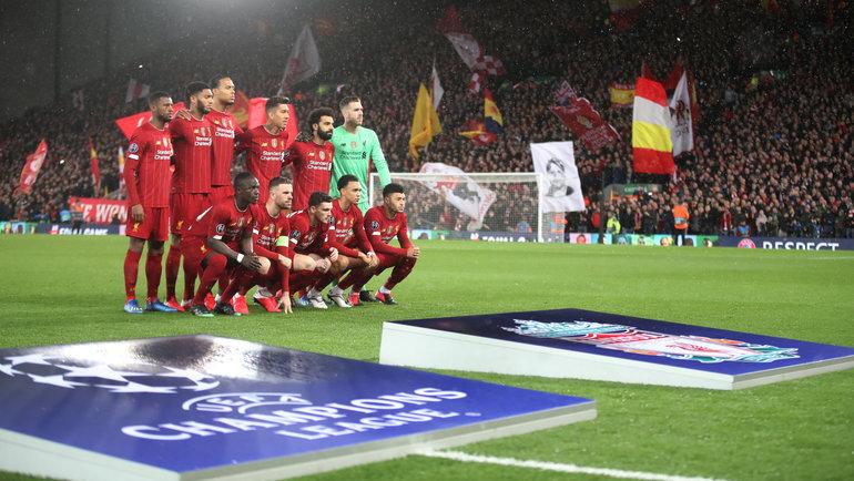 «Ливерпуль» перед паузой всезоне вылетел изЛиги чемпионов ибыл вшаге отпервого за30-лет чемпионства вАнглии. Фото Reuters