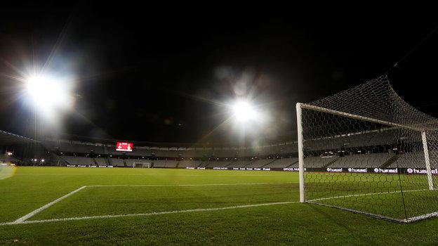 Орхус (Дания). Стадион «Ceres Park». Фото Reuters