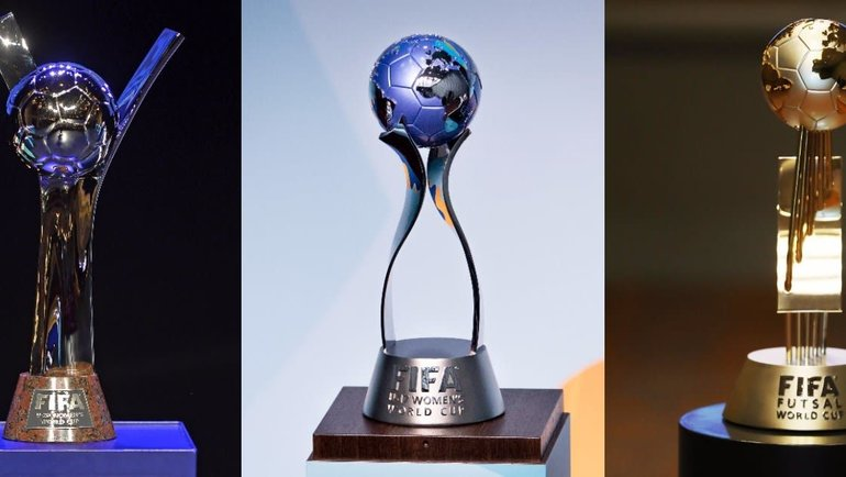 Решение ФИФА опереносе турниров. Фото FIFA.