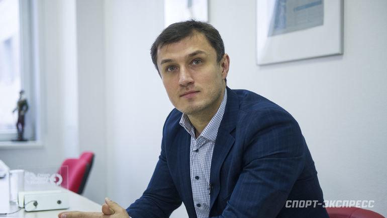 Эдуард Безуглов. Фото Федор Успенский, «СЭ»