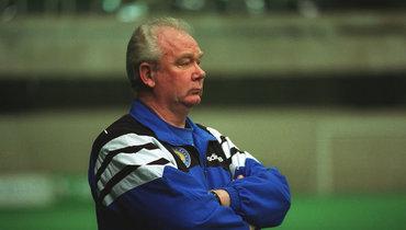 18 лет без Лобановского. Легендарный тренер ушел изжизни 13мая