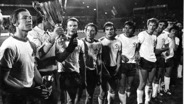 Первая победа советского клуба веврокубке. Киев вошел висторию