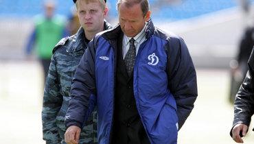 Последний матч легенды «Спартака». Романцев завершил карьеру 15 лет назад в «Динамо»