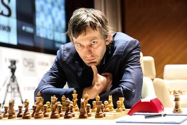 Александр Грищук стал победителем благотворительного турнира «Сборная— России». Фото Этери Кублашвили