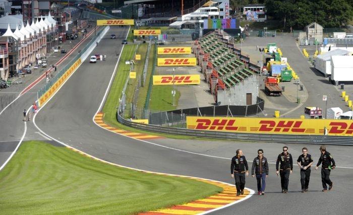 «Гран-при Бельгии». Фото Reuters