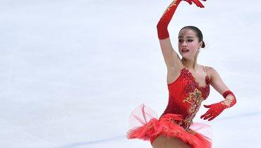 Медведева иЗагитова вошли всостав сборной России наследующий сезон