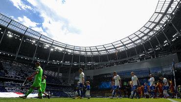 Чемпионат России возобновится 21июня.