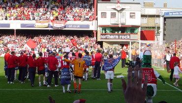 «Непобежденные». 16 лет назад «Арсенал» стал чемпионом суникальным достижением