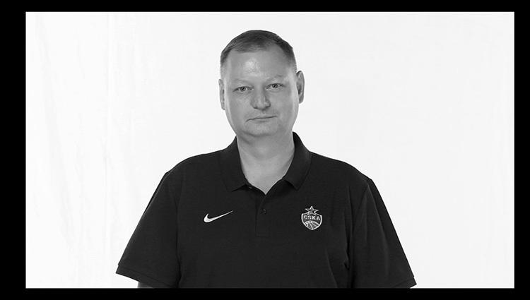 Роман Абжелилов. Фото БК ЦСКА.