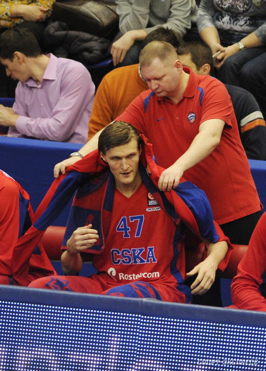Врач баскетбольного ЦСКА умер отCOVID. Ему было 44 года