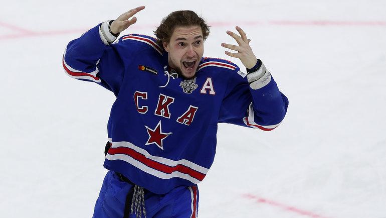 Сергей Плотников. Фото Юрий Кузьмин, photo.khl.ru