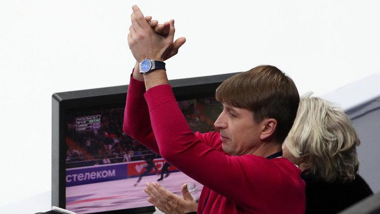 "Алексей Ягудин. Фото Дарья Исаева, ""СЭ"""