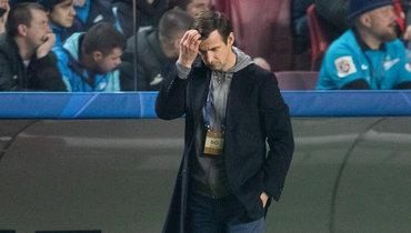 Сергей Семак— озавершении сезона вФНЛ: «Справедливым решение назвать сложно»