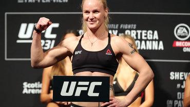 Чемпионка UFC Валентина Шевченко готова провести межгендерный бой против Сехудо