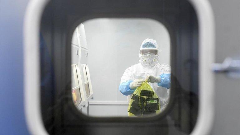 Эпидемия коронавируса вДагестане. Фото Reuters
