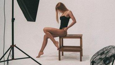 Длинные ноги иидеальное тело. Фотосессия российской фигуристки Степановой поражает изяществом