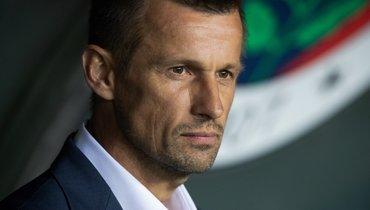 Семак рассказал опереговорах попродлению контракта с «Зенитом»