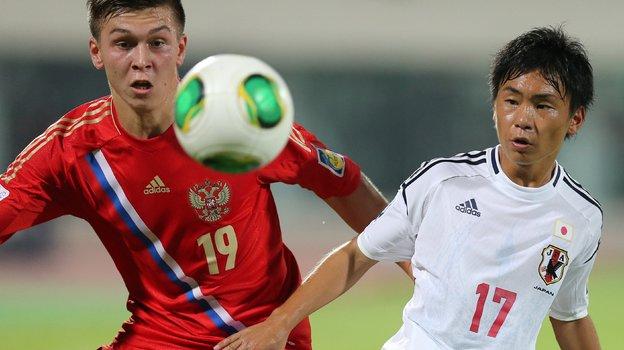 Рифат Жемалетдинов (слева). Фото AFP