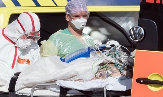 Коронавирус вМоскве. Фото AFP