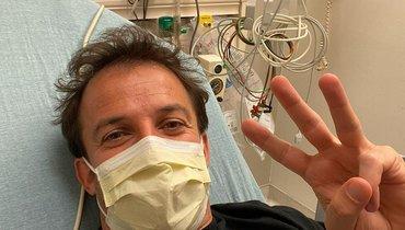Дель Пьеро попал вбольницу вЛос-Анджелесе. Причина невкоронавирусе