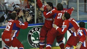 Золото Квебека. Долгожданная победа сборной России начемпионате мира