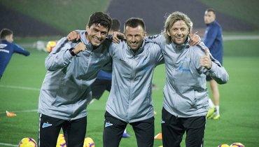 Тренерам «Зенита» предложено продлить контракты