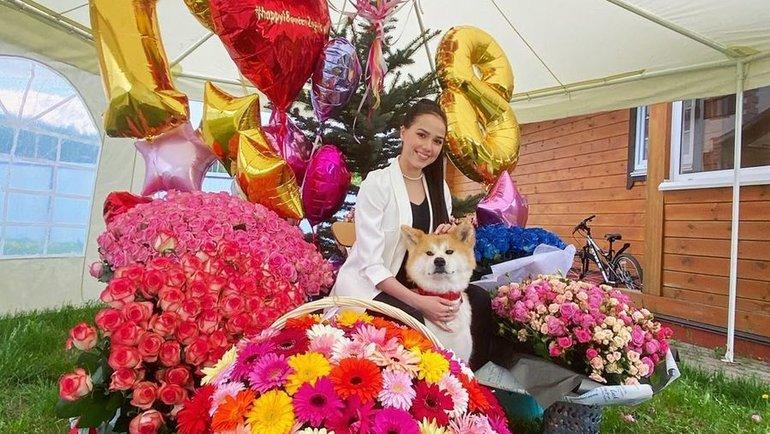 Алина Загитова вдень своего 18-летия. Фото instagram.com